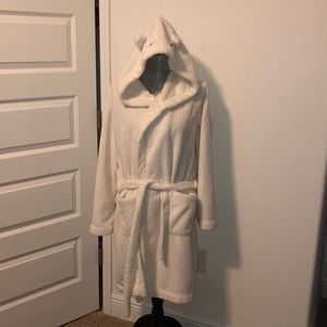 Victoria's Secret terry cloth robe large